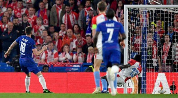 Челси чуть не вылетел из Лиги Европы: Славия была близка к подвигу