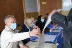 Выборы в условиях карантина, фото: 24 Канал