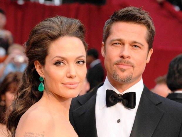 Снова вместе? Анджелина Джоли призналась в чувствах к Брэду Питту