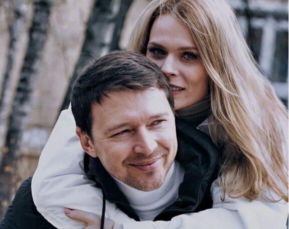 Ольга Фреймут с мужем, фото: instagram freimuteam