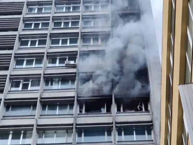 Пожежа, фото ДСНС
