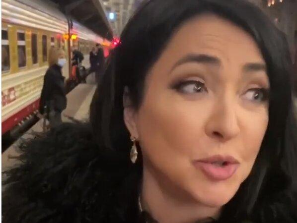Лолита Милявская (скриншот)
