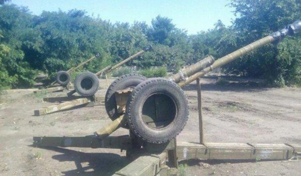 Боевики «купились» на фальшивую позицию украинских бойцов