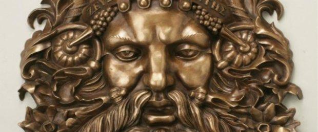 В Ізраїлі знайдена бронзова маска давньогрецького бога