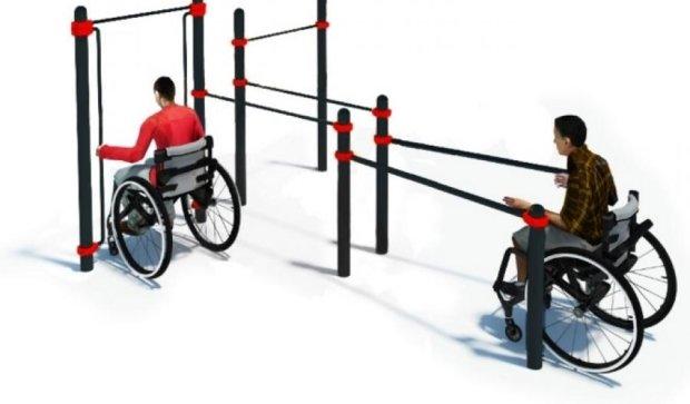 В Одессе построят тренажерные площадки для инвалидов