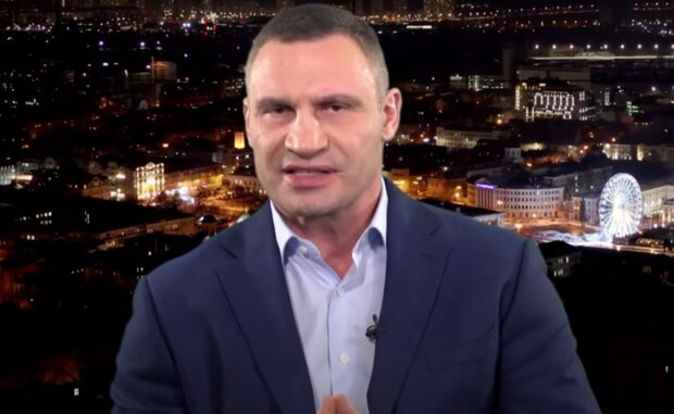 Віталій Кличко, скріншот із відео