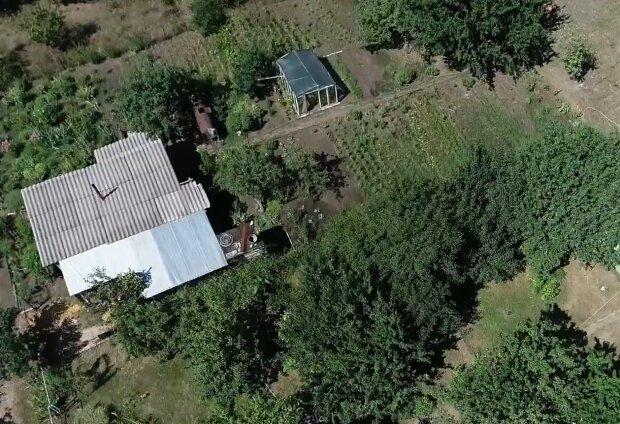 Земельна ділянка, кадр з відео