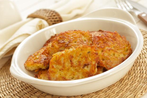 Готовим быстро и вкусно: белорусские драники из картофеля