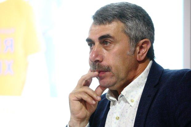 Лікар-педіатр Євген Комаровський