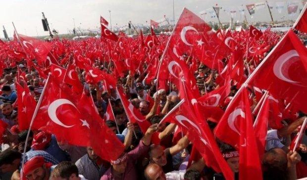 Турки будут жить по новой Конституции