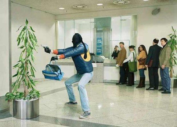 Топ-5 громких ограблений украинских банков за три месяца