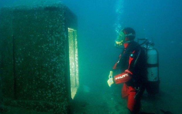 Неизвестное устройство на дне океана шокировала ученых
