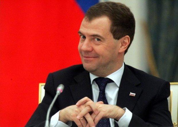 Медведев сделал скидку на газ для Украины