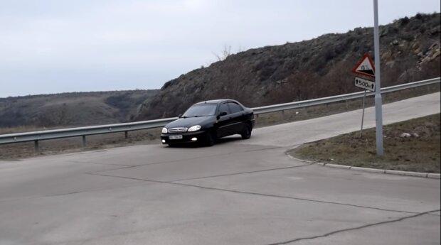 Ланос, ілюстративний скрін з відео