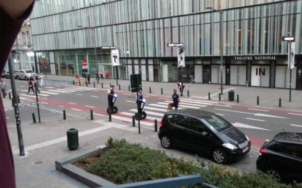 У Брюсселі з мачете напали на військових