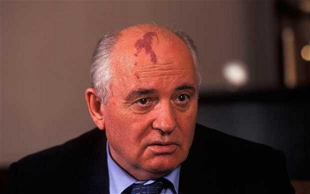"""Криза в Україні  результат зриву перебудови"" - Горбачов"