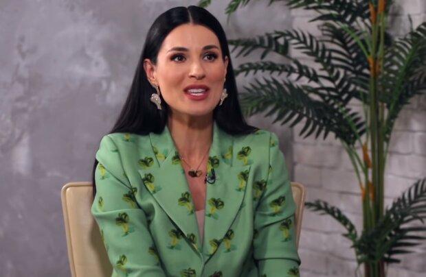 Маша Ефросинина, скрин из видео