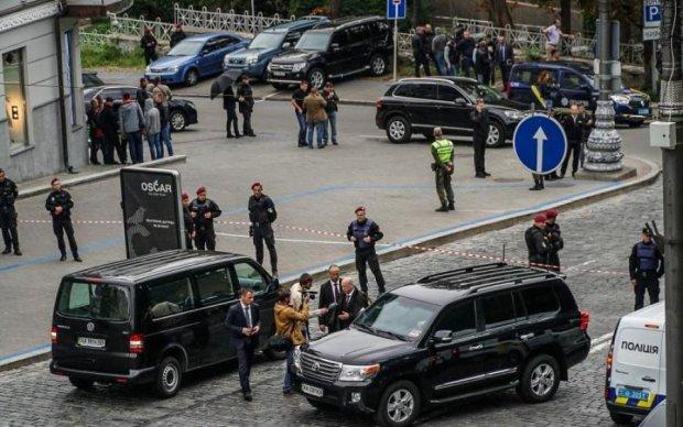 Вибух у центрі Києва: оприлюднено фото постраждалої моделі Dior