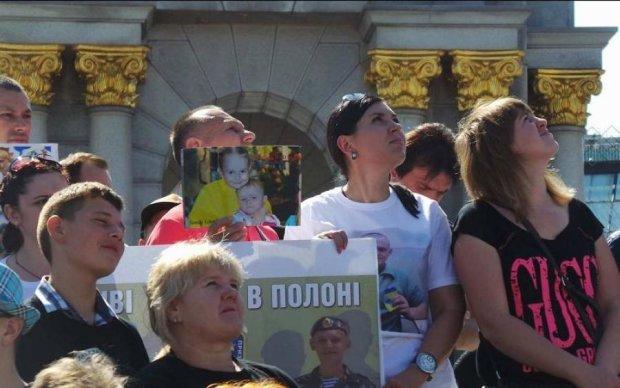 Это неправильно: от ОБСЕ требуют посетить украинских пленников
