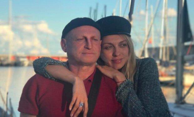 """Полякова вперше заговорила про розлучення з чоловіком: """"Можемо кричати один на одного"""""""