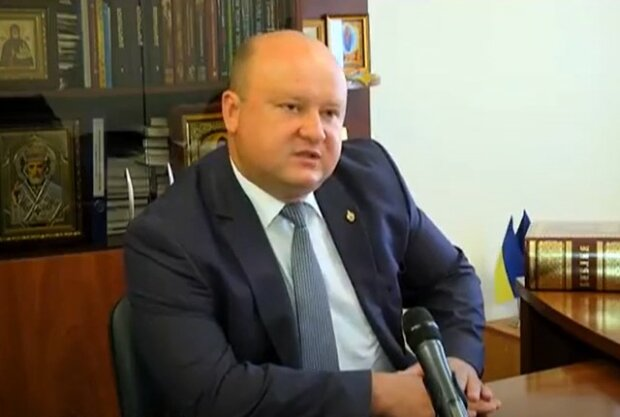 Олег Омельчук, скриншот