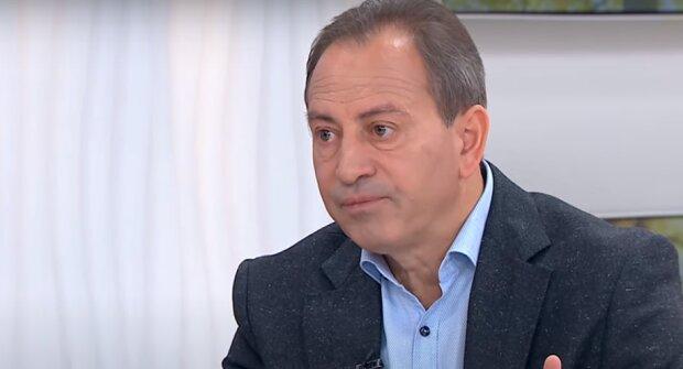 Выборы мэра Киева 2020: Николай Томенко, скрин - YouTube