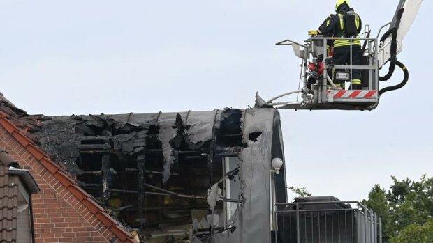 Авиакатастрофа в Германии, фото zdf.de