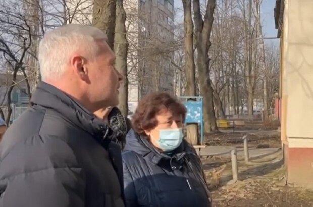 Игорь Терехов, кадр из репортажа телеканала Simon: YouTube