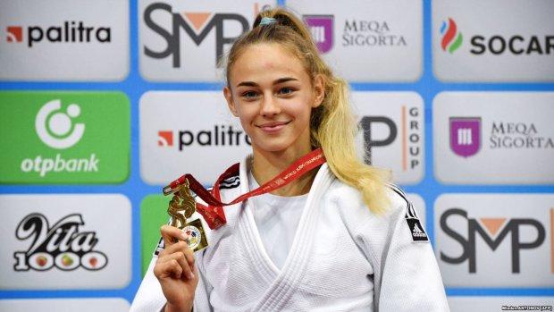 Українка Білодід тріумфально перемогла на чемпіонаті світу