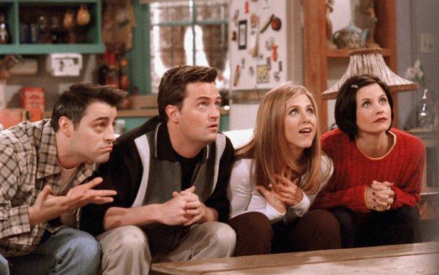 """Машина часу серіалу """"Друзі"""": як виглядали народні улюбленці 25 років тому"""