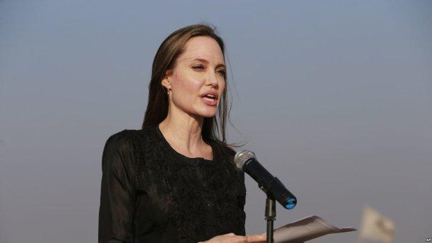 Місіс Сміт йде в президенти: Джолі розповіла про плани на майбутнє