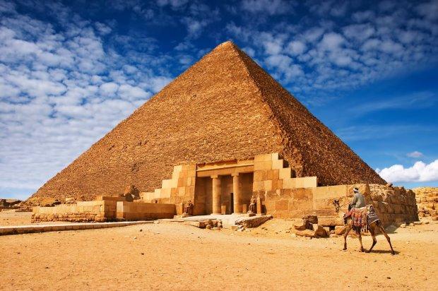"""В піраміді Хеопса археологи відшукали потаємний лабіринт: """"Це змінить хід історії"""""""