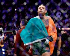 Конор Макгрегор достроково переміг Дональда Серроне на UFC 246, Getty Images
