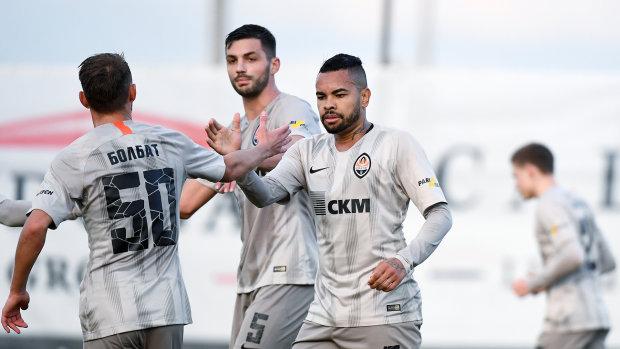 Шахтер хочет усилиться будущей звездой сборной Бразилии