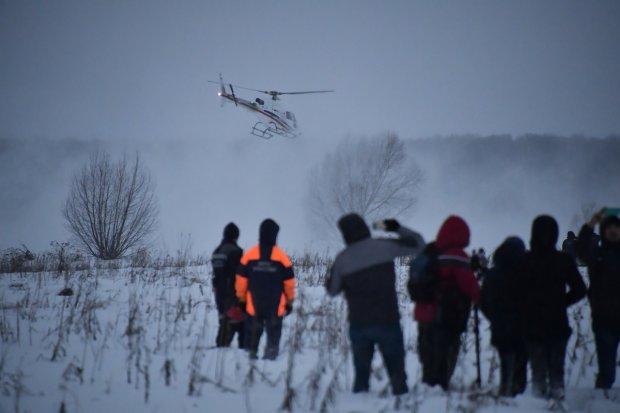 Спасет только чудо: пассажирский самолет испарился над диким лесом, связь потеряно