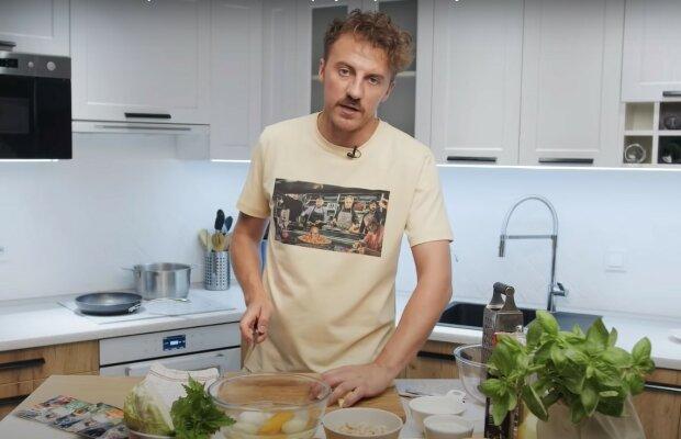Євген Клопотенко, скріншот з відео