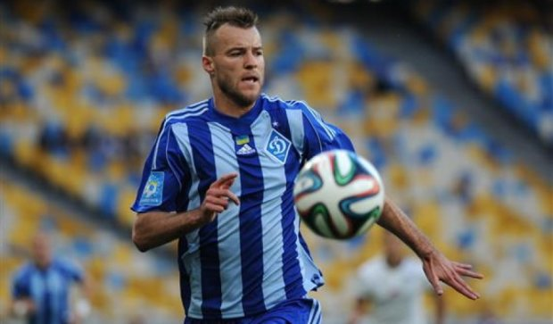 «Сток Сити» дает за Ярмоленко 20 миллионов евро