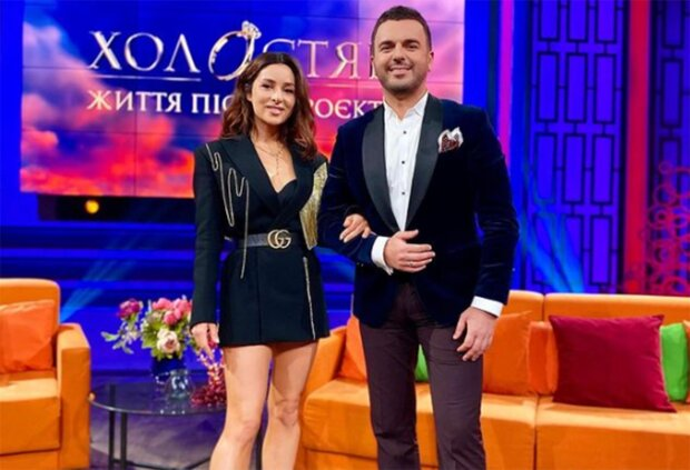 Злата Огнєвіч та Григорій Решетник, фото з instagram