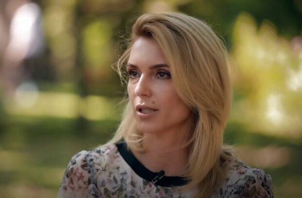 Марина Боржемская, скриншот: YouTube
