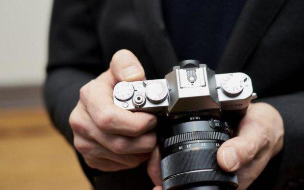 Fujifilm повернула моду на дзеркальні камери