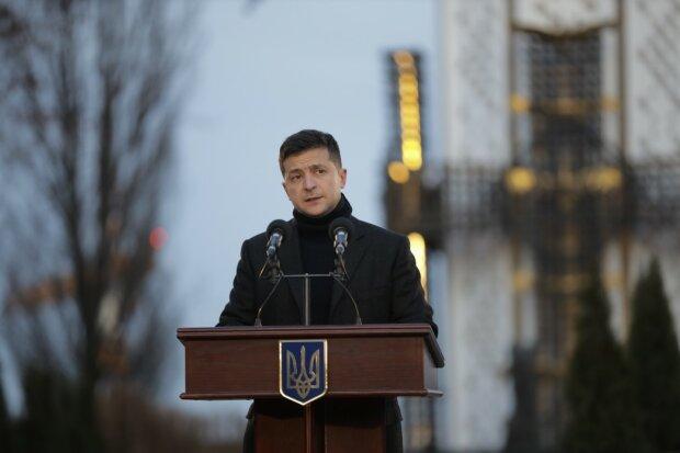 Владимир Зеленский, фото ОП