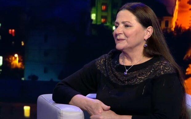 Нина Матвиенко, кадр из программы Кондратюк у понеділок: YouTube