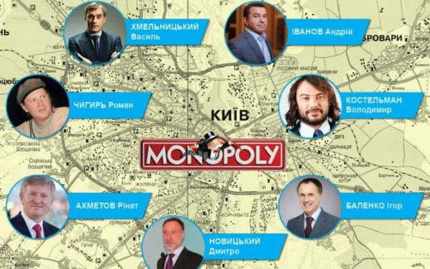 Столица на продажу: кто зарабатывает миллиарды на Киеве и киевлянах