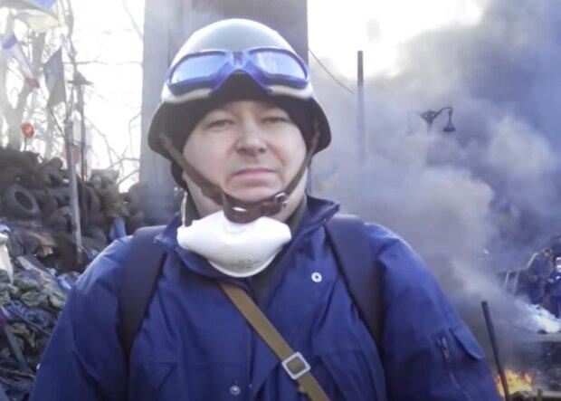 Юрій Литвинський, скріншот