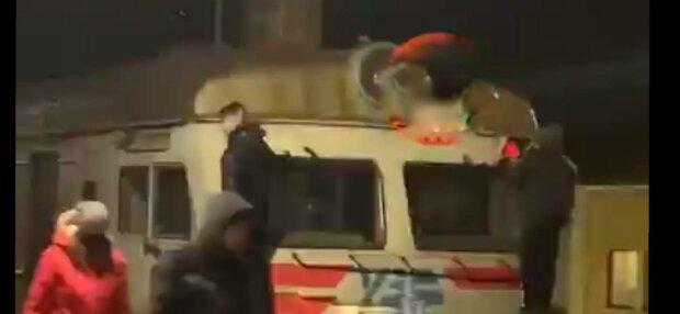 Зацеперы, фото: скриншот из видео