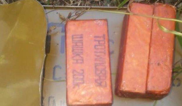 Тайник с боеприпасами нашли в Полтавской области