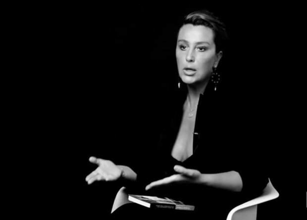 Сніжана Єгорова, скріншот з відео