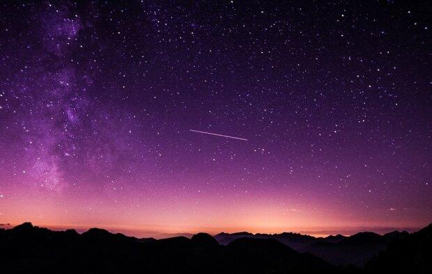 Звездопад, фото: Pixabay