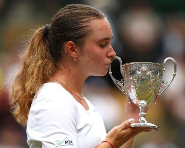17-річна українка Снігур вийшла у фінал Wimbledon: фантастична перемога