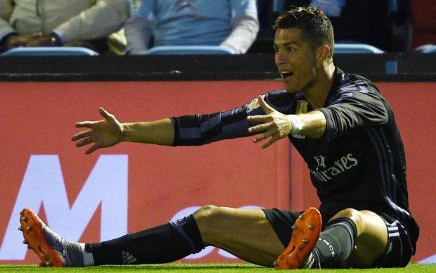 Стала відома реакція Реалу щодо Роналду